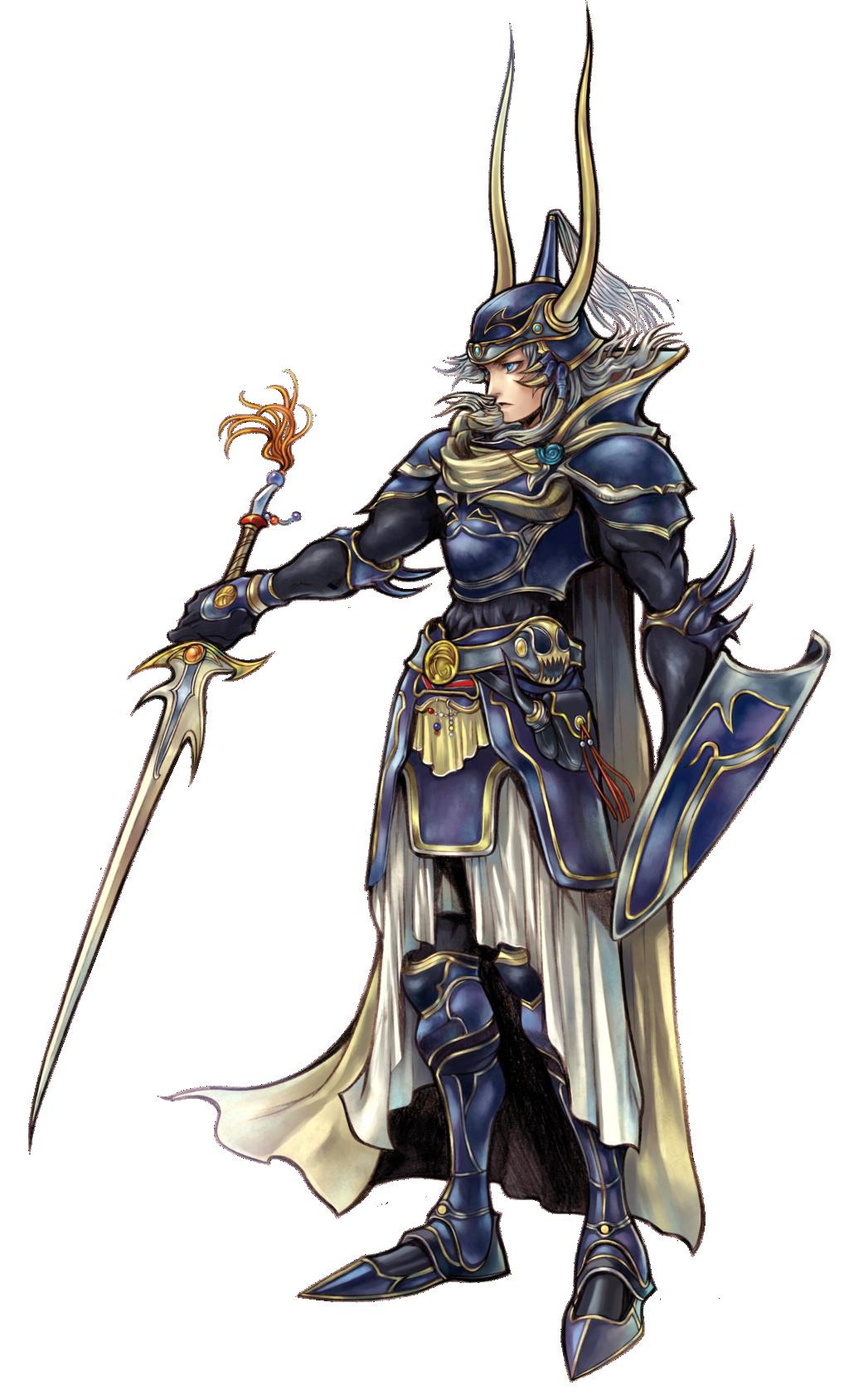 Azrael Zestaria | Warrior of Light (WIP) Warrio10