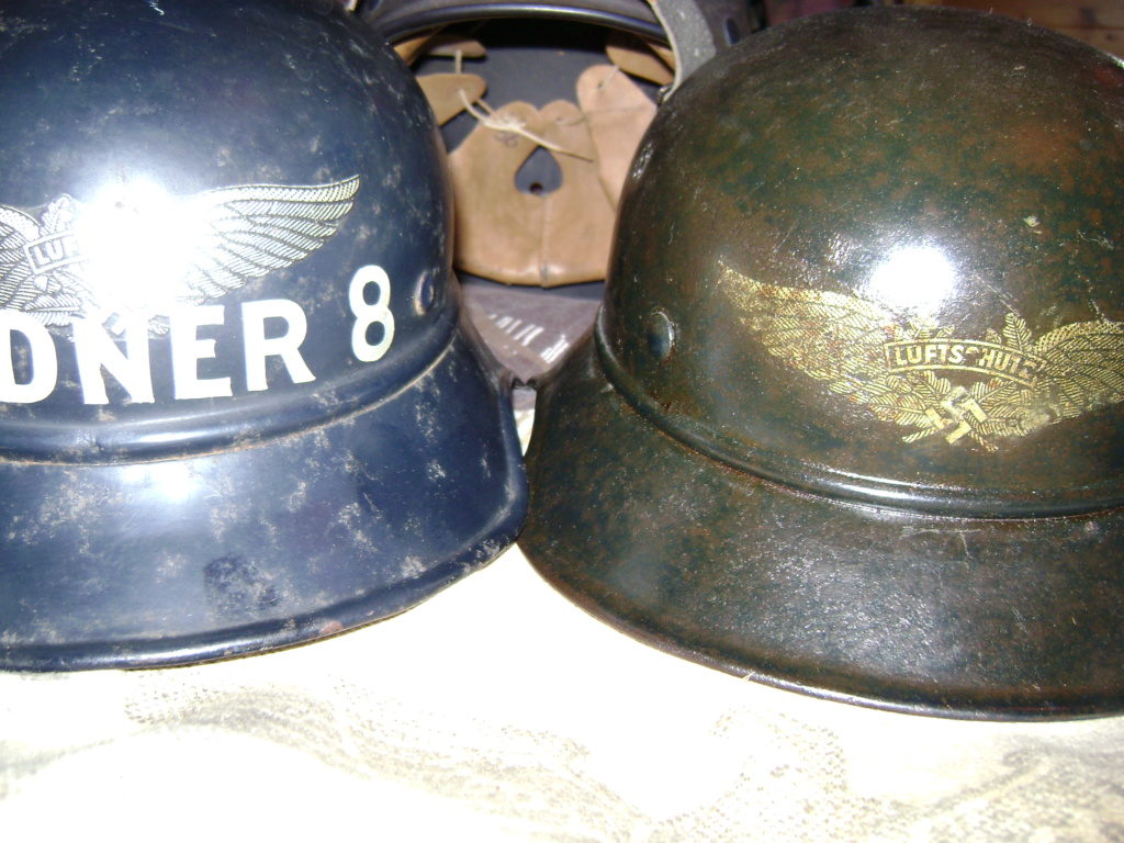 casque tchèque Luftschutz Dsc06910
