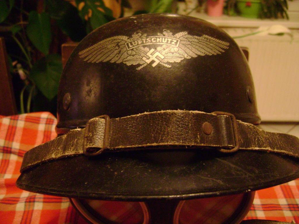 Bonjour casque allemand fin de guerre? Dsc07323