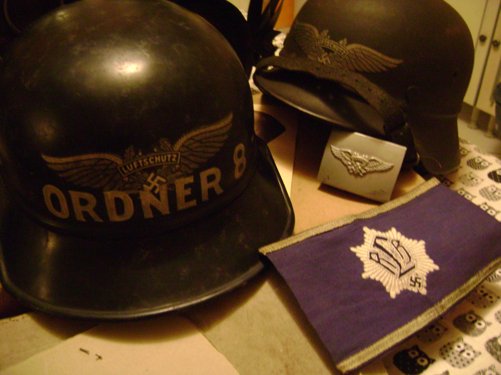 Bonjour casque allemand fin de guerre? Dsc07425