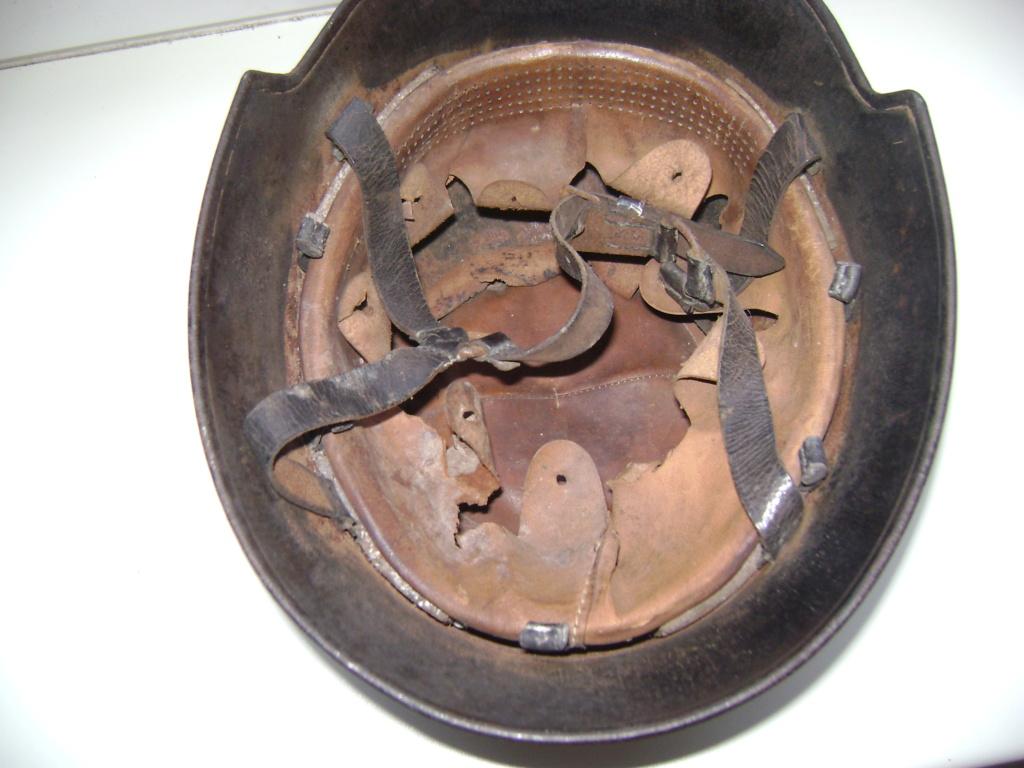 Casque Allemand M34 avec peinture post WW2 Dsc08723