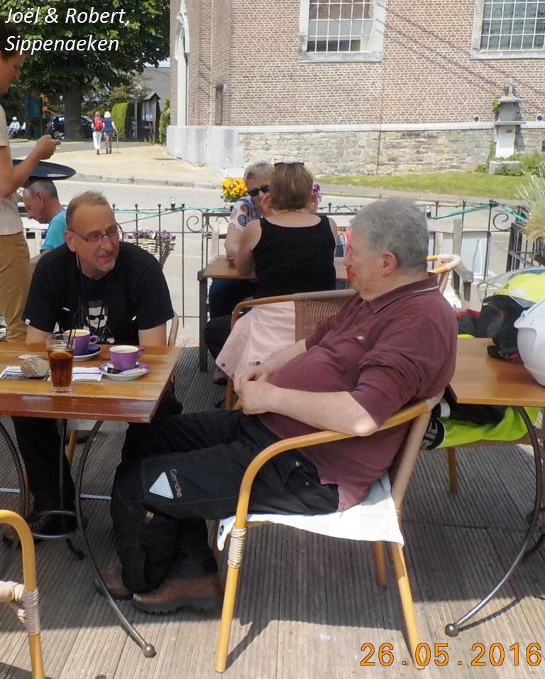 3 fourrés dans les Fourons (26/05/16), et Roméo les y a retrouvés ! Dscn3514