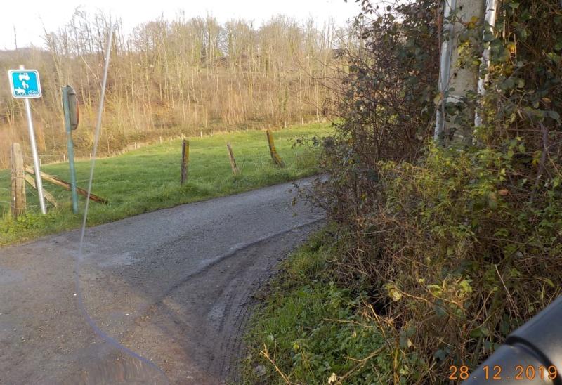 Itinéraire Eddy Merckx 28/12/2019 Dscn5138