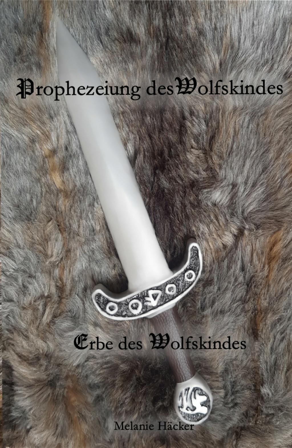 Prophezeiung des Wolfskindes - Erbe des Wolfskindes, Melanie Häcker Tachen10