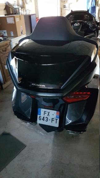 Honda GL 1800 GOLDWING 2021 20210313