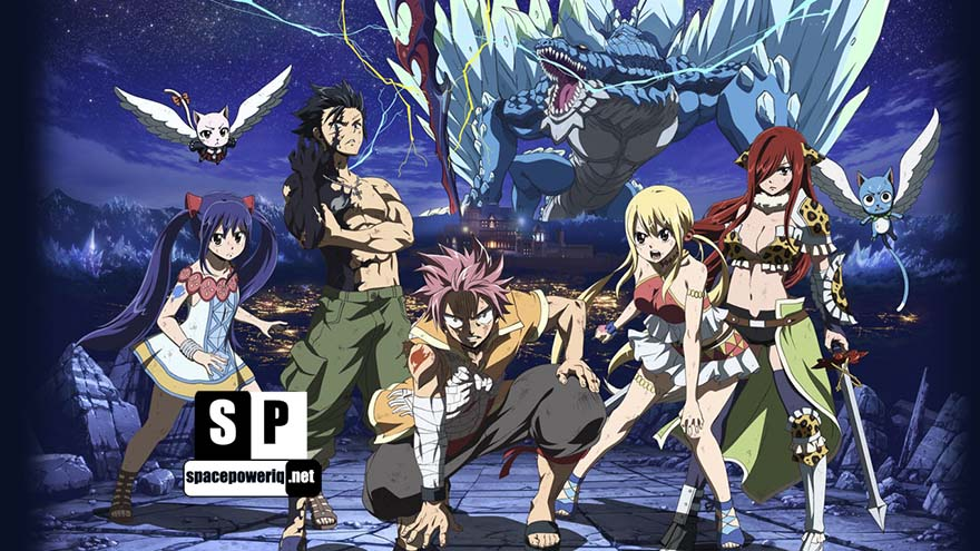 حصريا فيلم Fairy.Tail.Dragon.Cry مترجم عربي 211