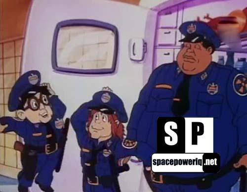 [حصري] مسلسل أكاديمية الشرطة جميع الحلقات مدبلج عربي 213