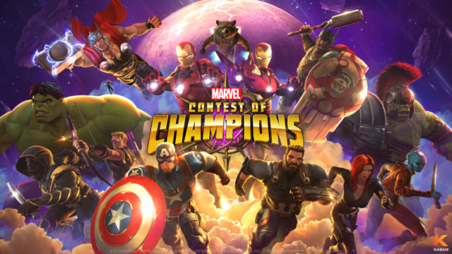 لعبة MARVEL Contest of Champions للاندرويد Screen11