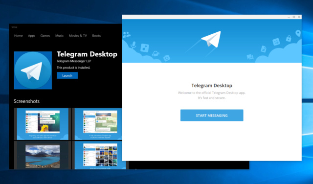 برنامج TELEGRAM DESKTOP 1.8.8 Telegr10