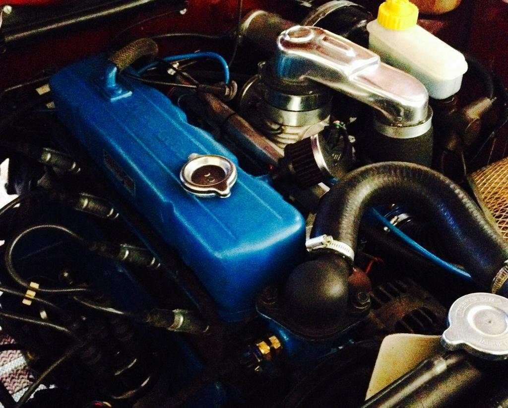 Turbo - Preparando um 4cc turbo injetado. 30c61e10