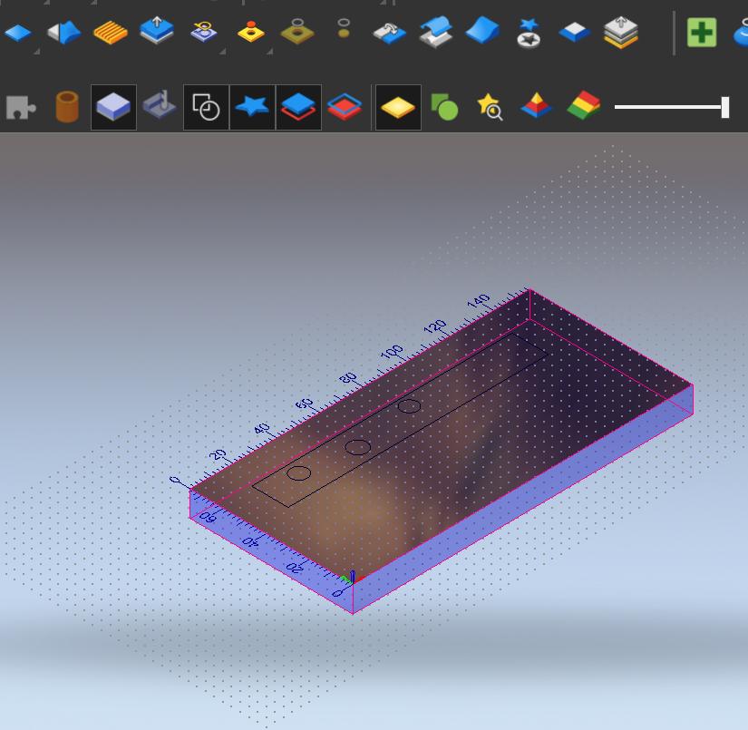 Realisation de circuit imprimé avec routeur Mach3 Vue_3d10