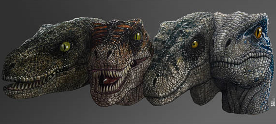 Dinosaur Portrayals in the Films Raptor11