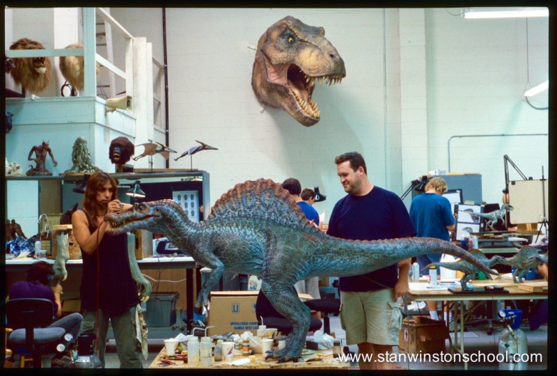 Dinosaur Portrayals in the Films Spino_10