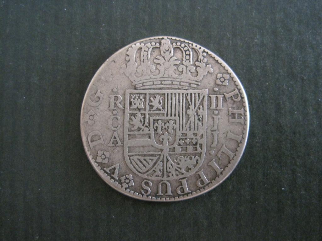 Ayuda con estos 2 Reales 1721 Cuenca Nref7810