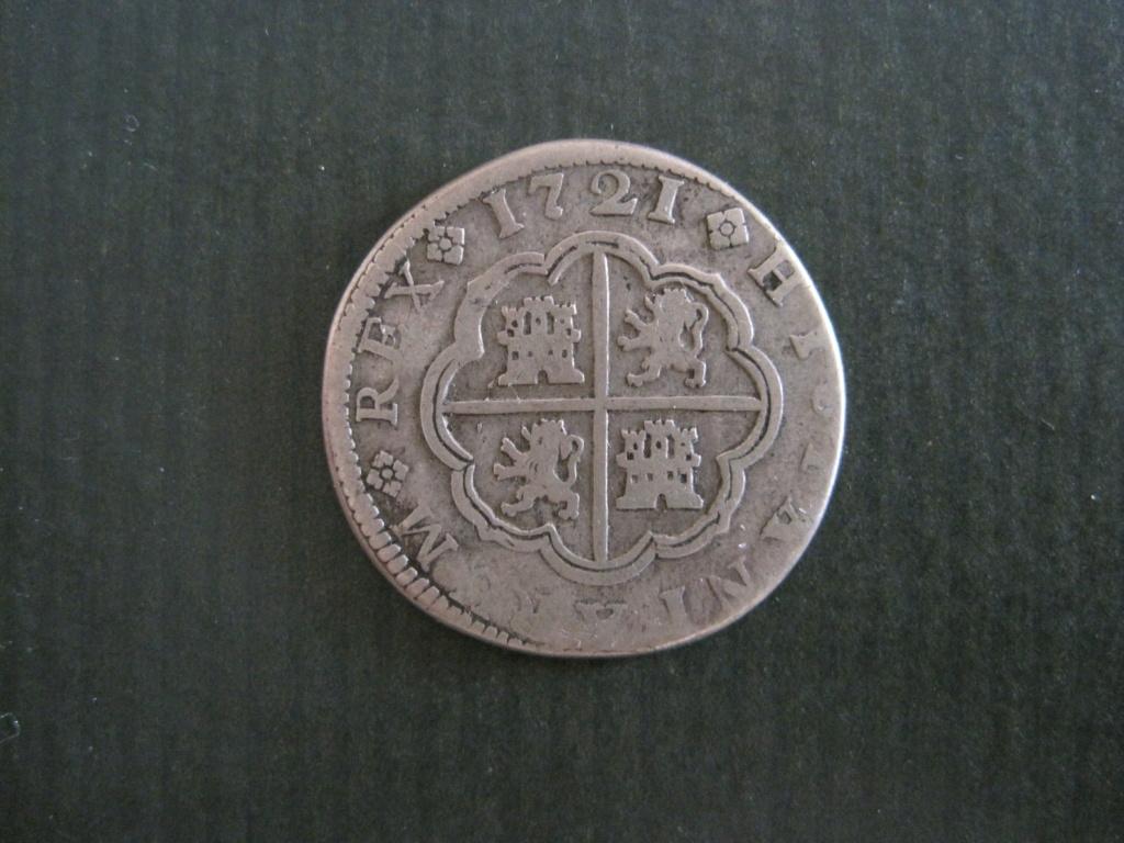 Ayuda con estos 2 Reales 1721 Cuenca Nref7811