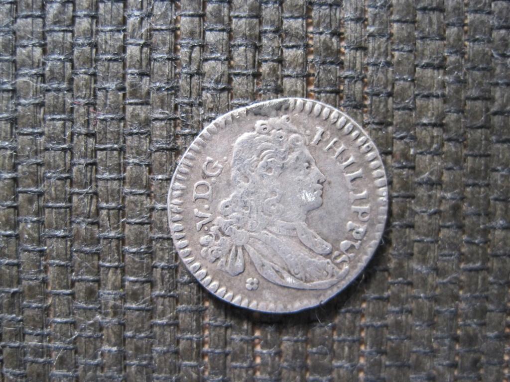 1708 Tari Felipe V Ref16c10