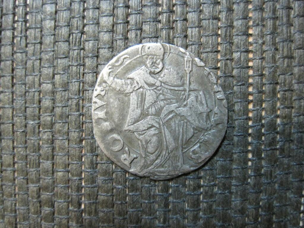 Dinero de 5 Sueldos de Felipe II, Milán Ref21c11