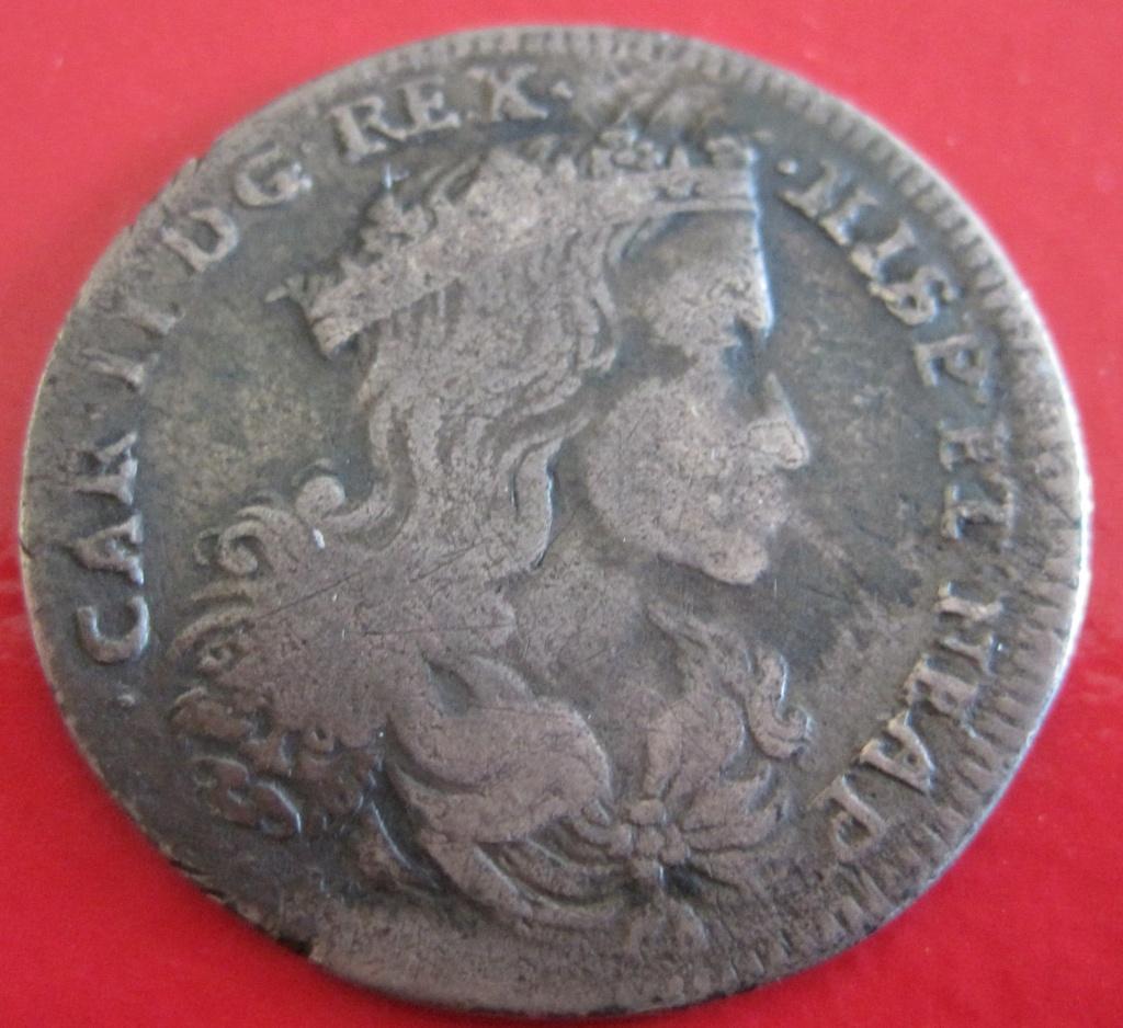 Tari de Carlos II año 1693, Nápoles. Ref22510