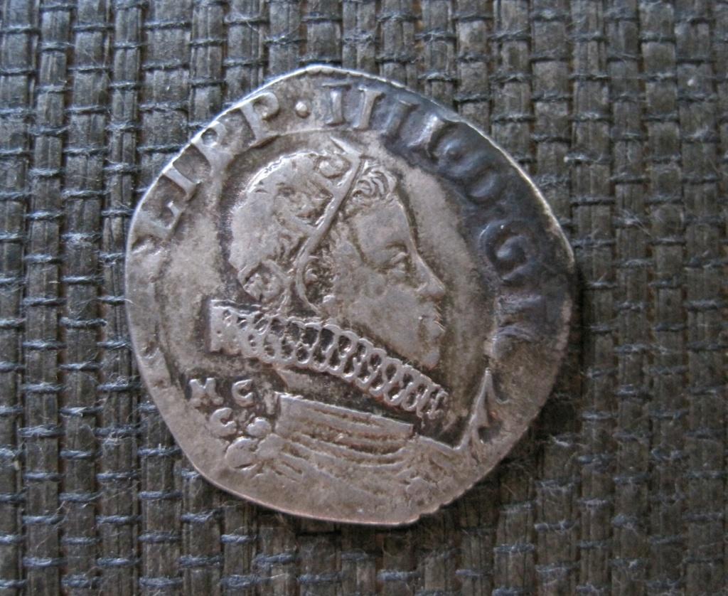 1 tarí 1622. Felipe IV. Nápoles Ref25310