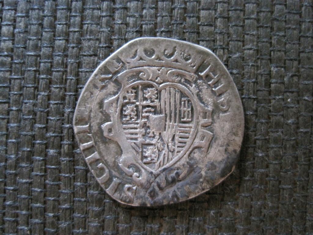 1 tarí 1622. Felipe IV. Nápoles Ref25311