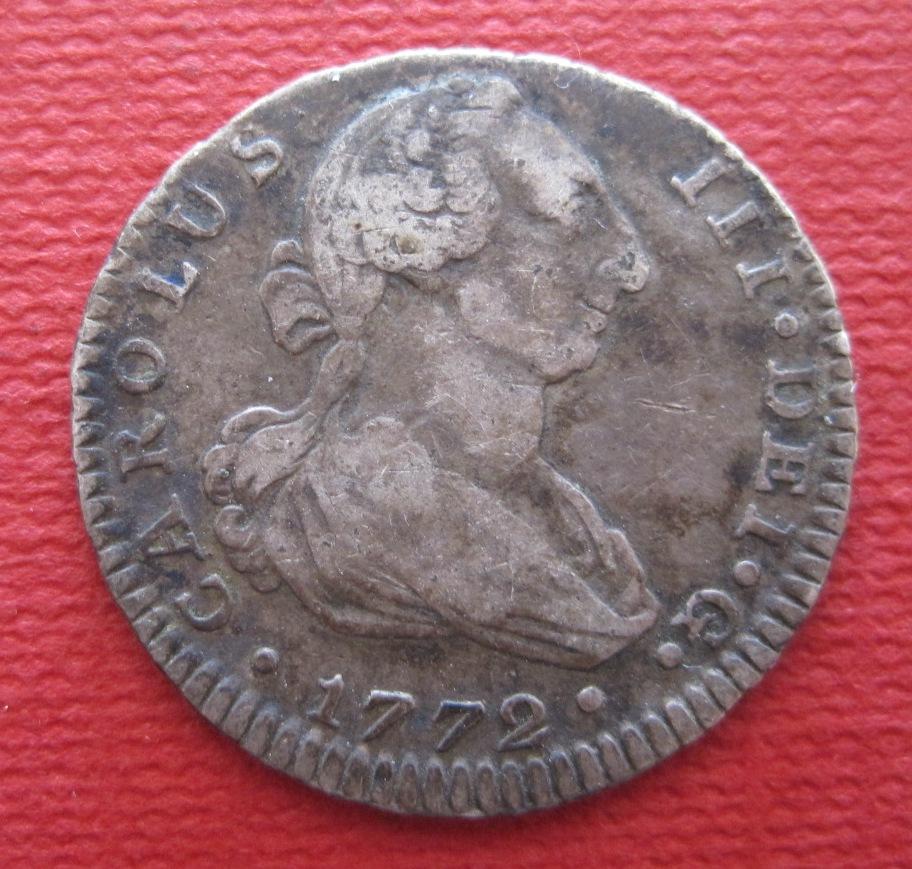 Real de Carlos III de Madrid, 1772 Ref41511