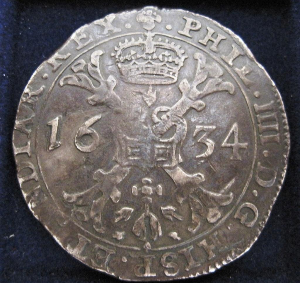 Patagón de Felipe IV (Bruselas, año 1634). Ref51410