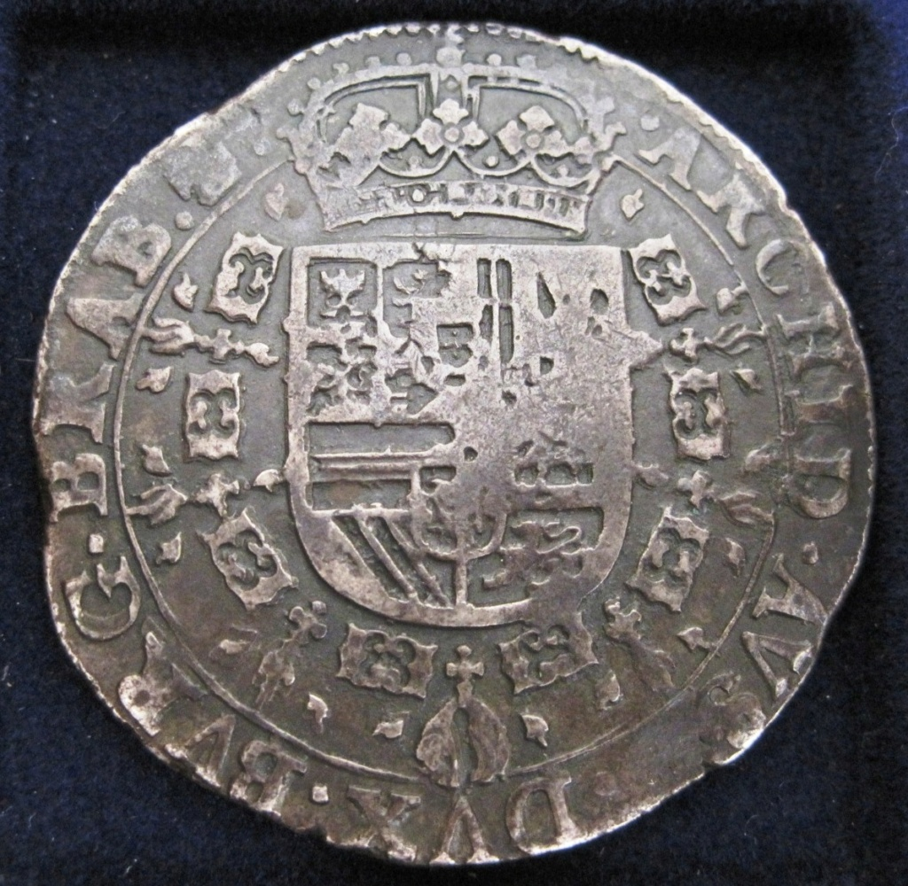 Patagón de Felipe IV (Bruselas, año 1634). Ref51411