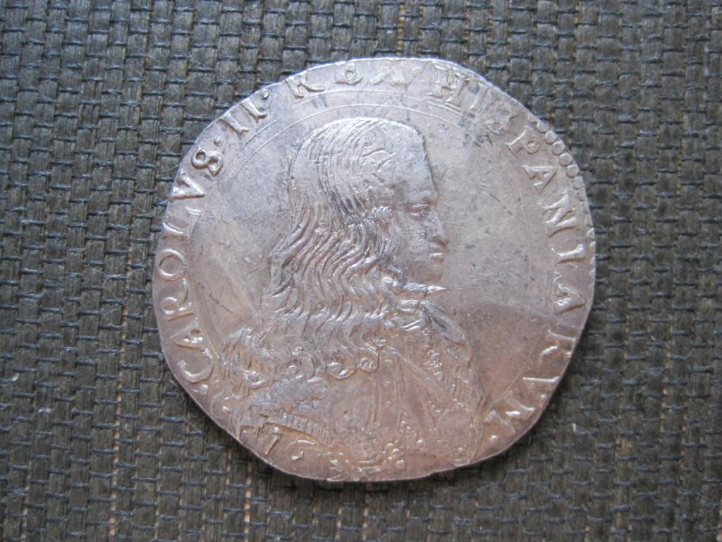 1676 Filippo de Carlos II Ref68310