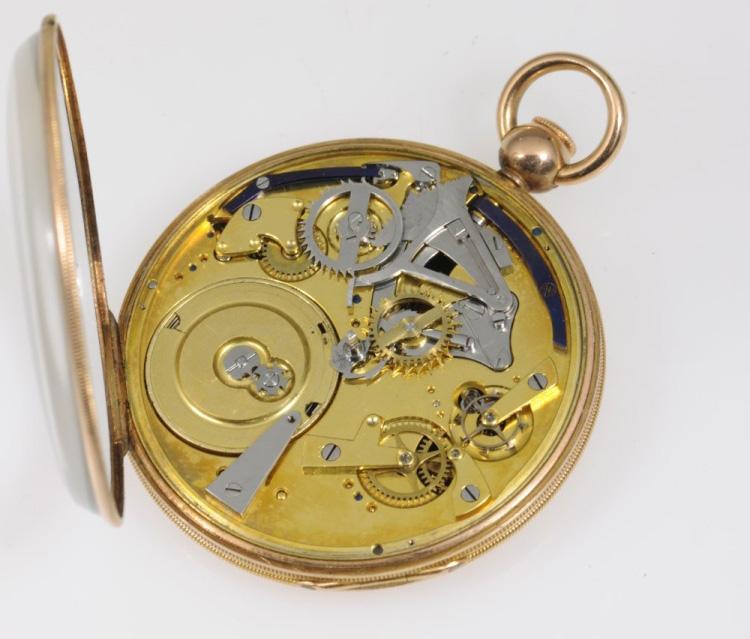 Breguet N°3190, vendue en 1819 au Baron de Vietinghoff 12_h3110