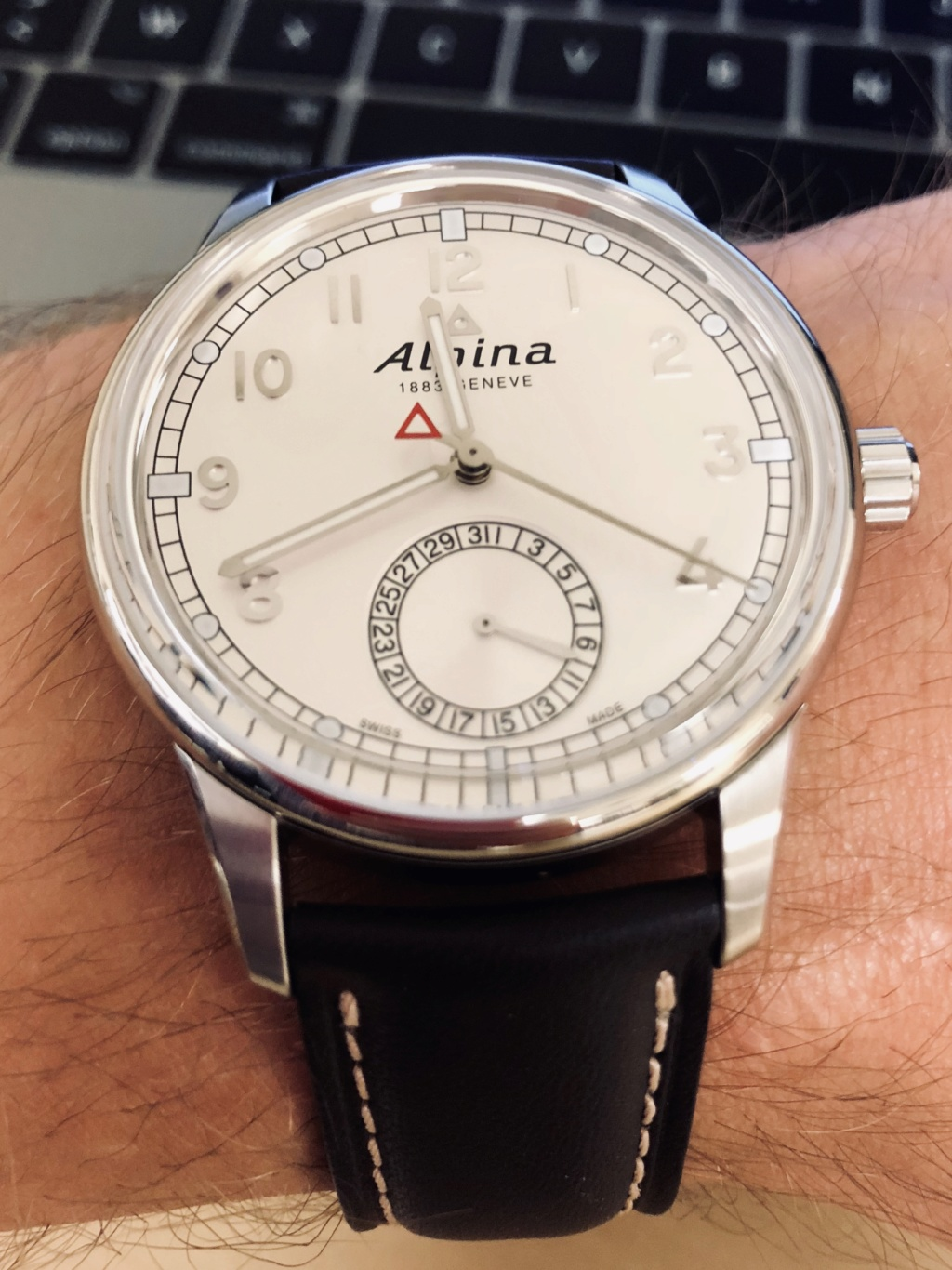 Alpina - News : Alpina Alpiner Manufacture  - Page 2 Img_5210