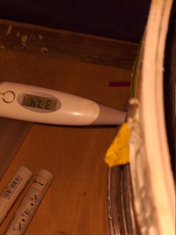 Thermomètre médical 20200211