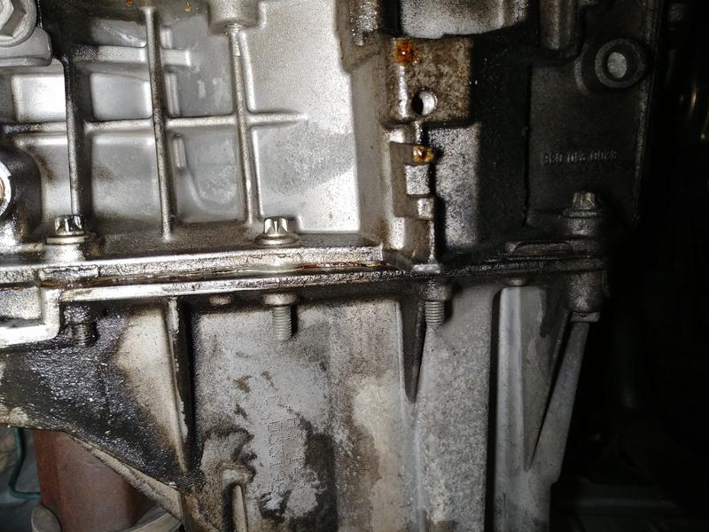 Fuite d'huile sous boite Mégane 2  essence - diagnostic ? 20190111