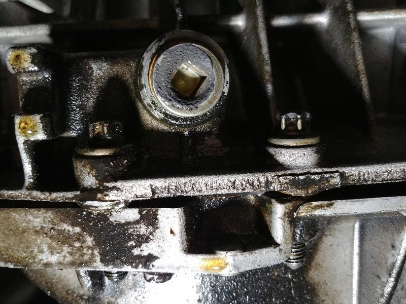 Fuite d'huile sous boite Mégane 2  essence - diagnostic ? 20190112