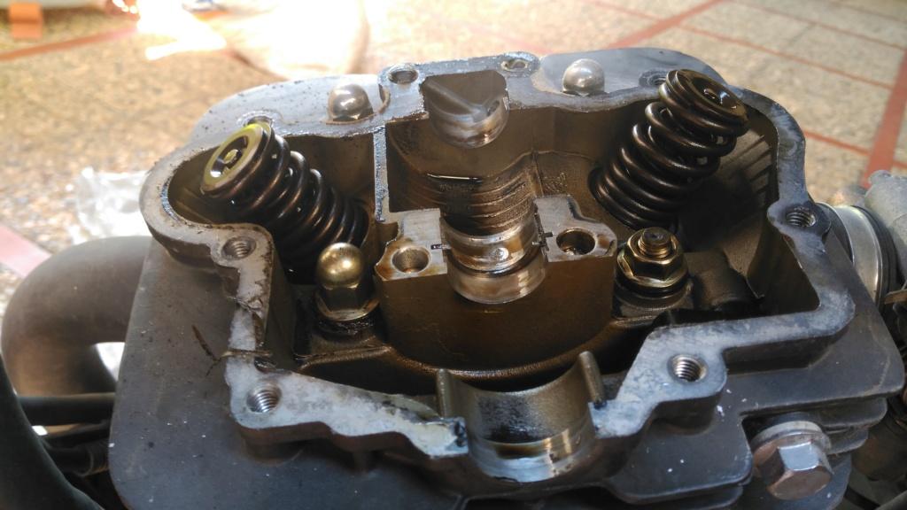RKV125 Rehacer motor, mecánica avanzada. Img_2016