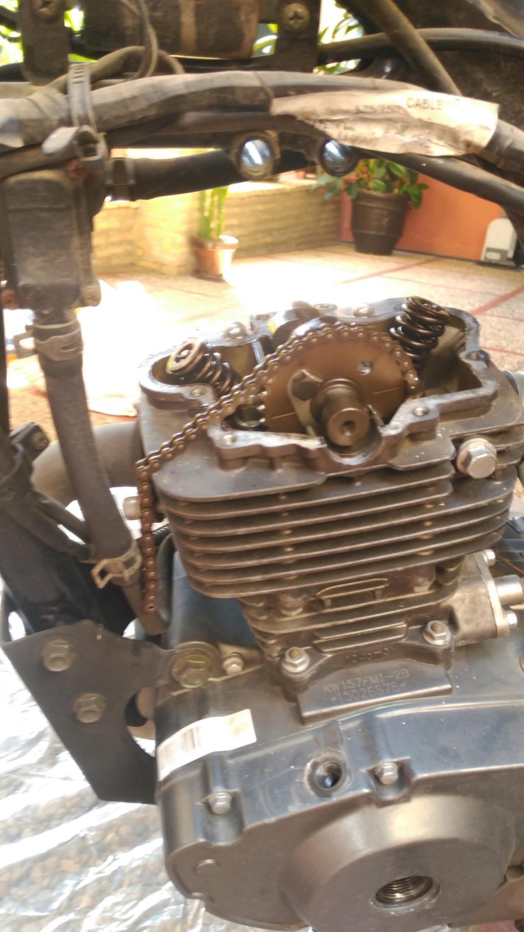 RKV125 Rehacer motor, mecánica avanzada. Img_2017