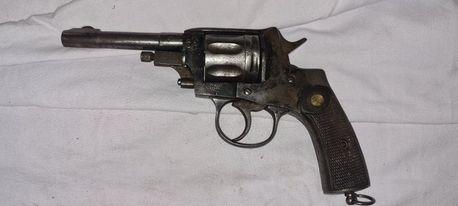 revolver non identifié 22578010
