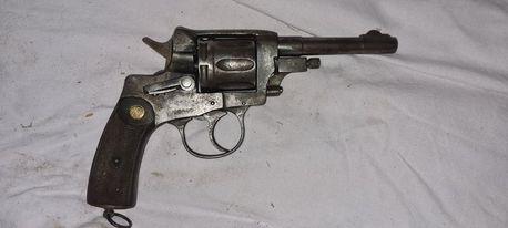 revolver non identifié 22807410