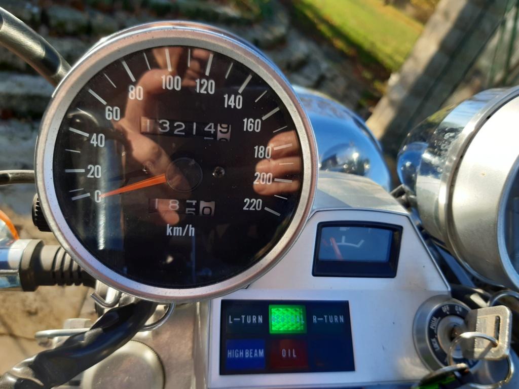 Kawasaki VN 750 20201110