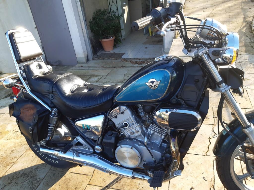 Kawasaki VN 750 20201111