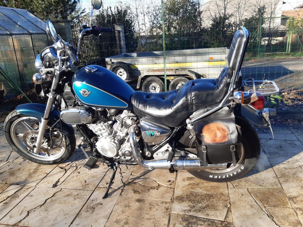 Kawasaki VN 750 20201112