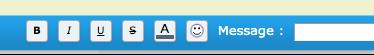 Supprimez les/des boutons de la Chatbox Chat11