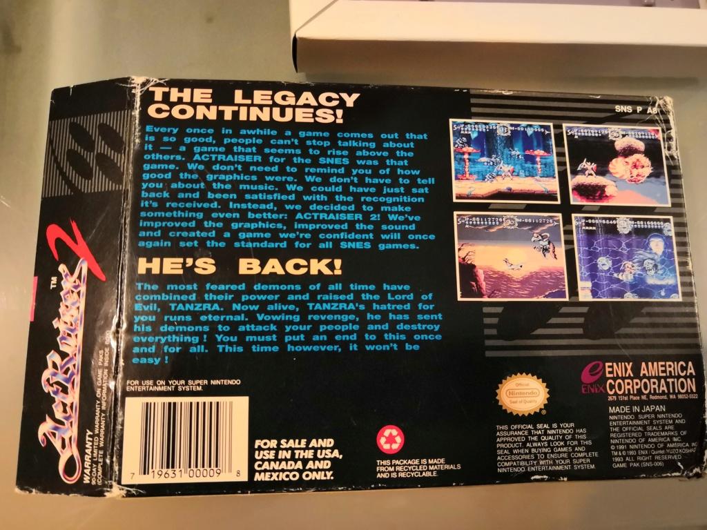 [vendu] ActRaiser 2 II SNES USA Img_2011