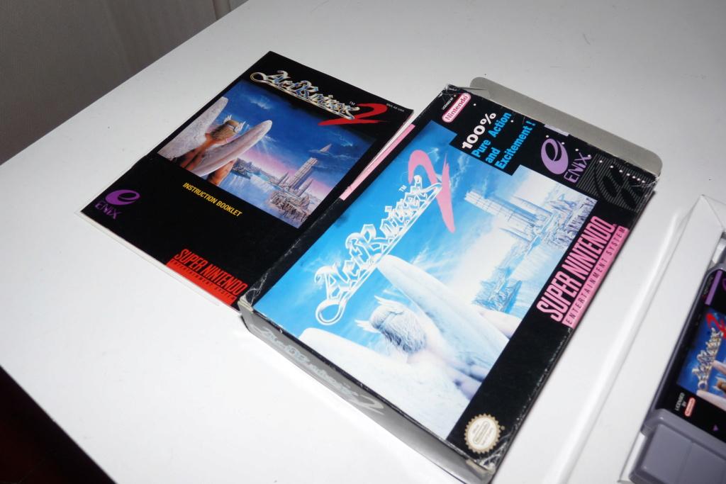[vendu] ActRaiser 2 II SNES USA P1010910