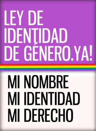 Identidad de género  Ley-id10