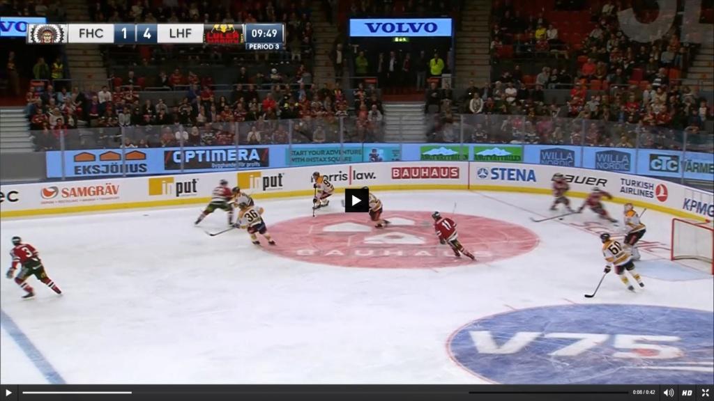 2018-10-18, SHL-match 10, Frölunda - Luleå - Sida 6 Tackli11