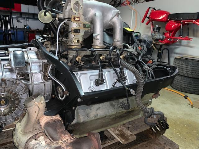 dépose tôles moteur 964 Img_9317