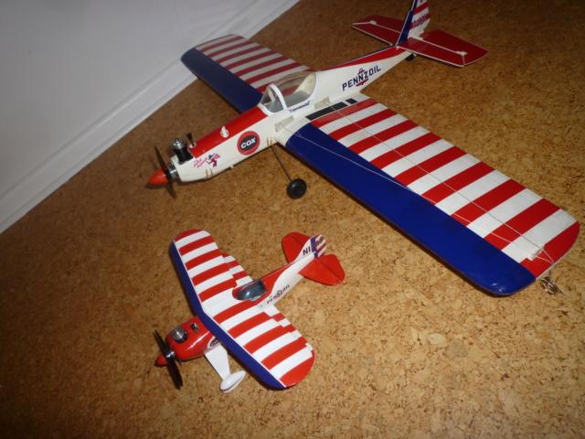 Art Scholl Cox Planes- Super Chipmunk & Pitts P1090818