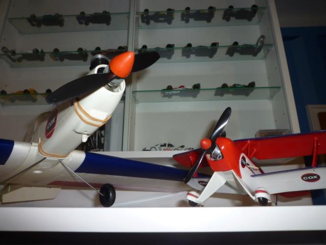 Art Scholl Cox Planes- Super Chipmunk & Pitts P1090819