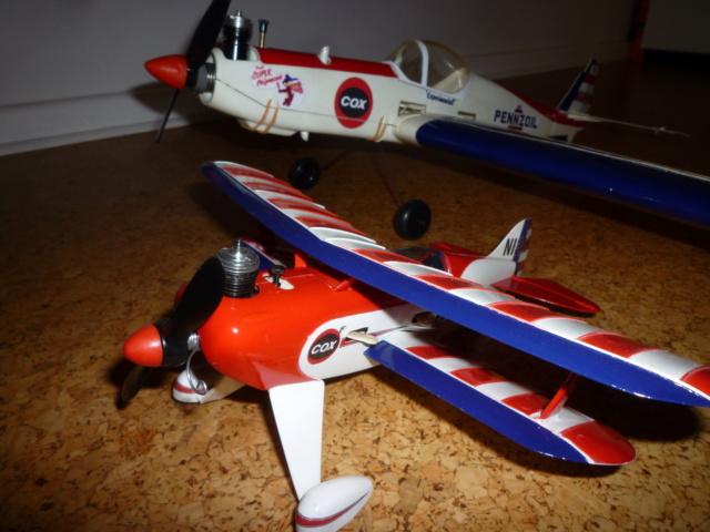 Art Scholl Cox Planes- Super Chipmunk & Pitts P1090820