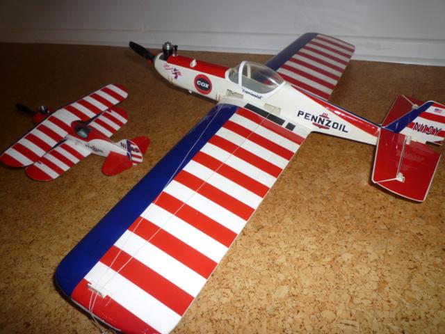 Art Scholl Cox Planes- Super Chipmunk & Pitts P1090821